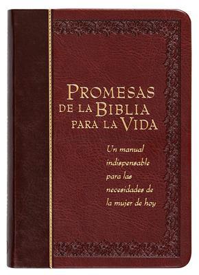 Promesas De La Biblia Para La Vida (Imitación piel )