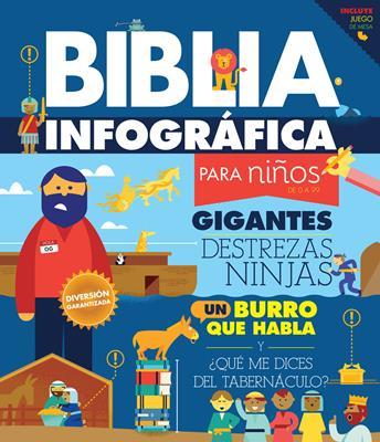 Biblia Infografica (Tapa Dura) [Libro]