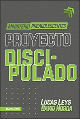 Proyecto Discipulado (Tapa blanda)