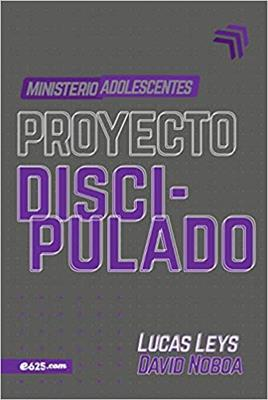 Proyecto Discipulado-Adolescentes (Tapa blanda)