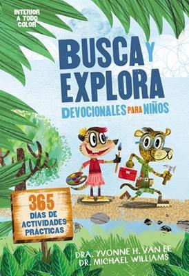 Busca y Explora (Rústica) [Libro]