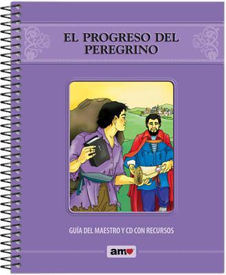 El Progreso Del Peregrino/Guia AMO (Rústica)