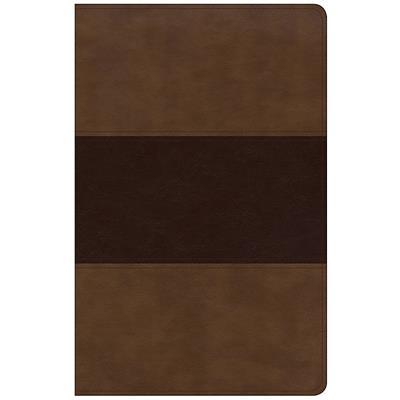 Biblia KJV/Referencias/Cafe-Negro/Ingles (Tipo piel )
