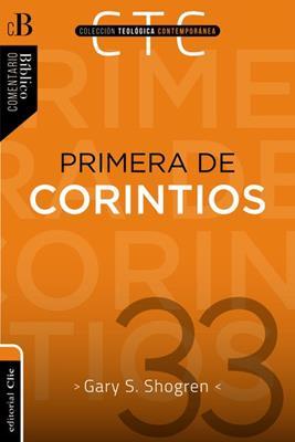 Comentario Primera De Corintios/CTC (Tapa blanda)