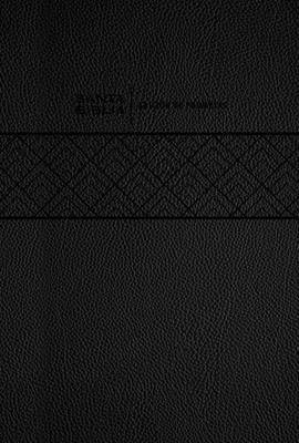 Biblia RVR60 De Promesas/Letra Grande/Negra/Imitacion Piel (Imitación piel )