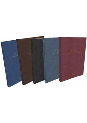 Biblia NVI/Ultrafina Vinilo/Colores/Azul/Cafe/Negra/Vino (Vinilo)