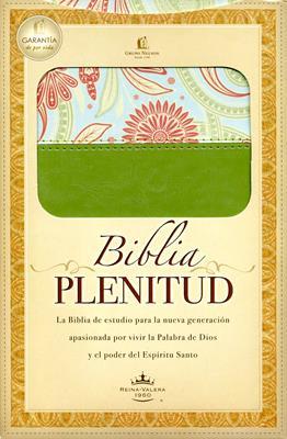 Biblia plenitud manual para mujer (Imitación piel blanca) [RVR 1960]
