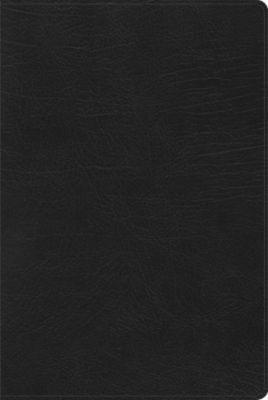 Biblia De Estudio/RVR60/Arcoiris/Negro/Semil-Piel/Nueva (Imitación Piel)