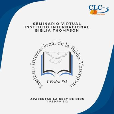 Seminario Virtual Biblia Thompson Septiembre ((Biblia de Estudio Thompson Piel) )