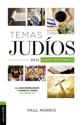 Temas Judios En El Nuevo Testamento (Tapa blanda)