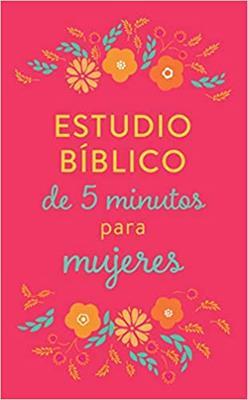 Estudio Biblico De 5 Minutos Para Mujeres (Tapa blanda)
