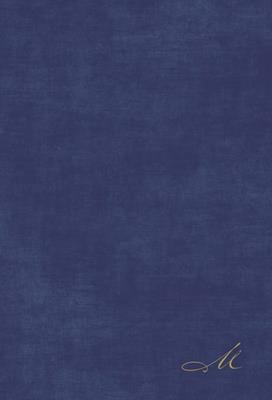 Biblia De Estudio MacArthur/NBLA/Tapa Dura/Azul/Interior A Dos Colores (Tapa Dura) [Biblia de Estudio]