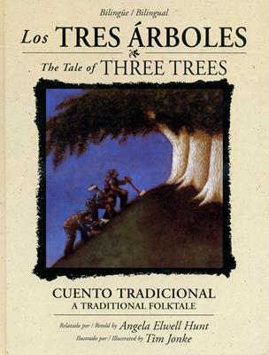 Los tres  árboles (Tapa dura) [Libro]