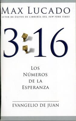 3:16 Los números de la esperanza (Rústica) [Bolsilibro]