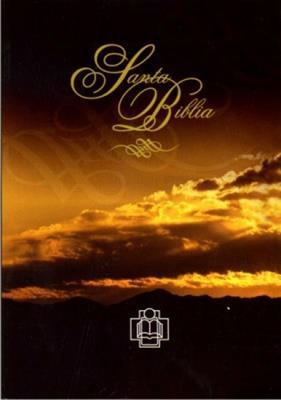 Biblia RVR 95 papel periodico (Rústica)