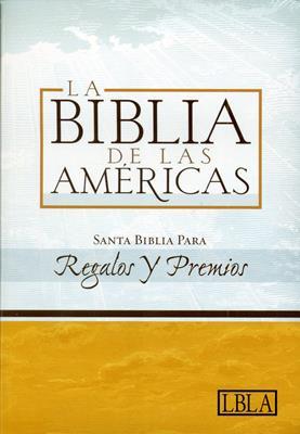 Biblia de las américas (Rústica) [Biblia]