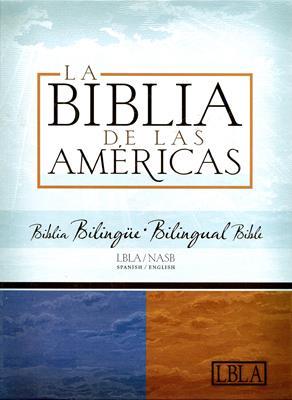La Biblia de las Americas Bilingüe (Piel fabricada) [Biblia]