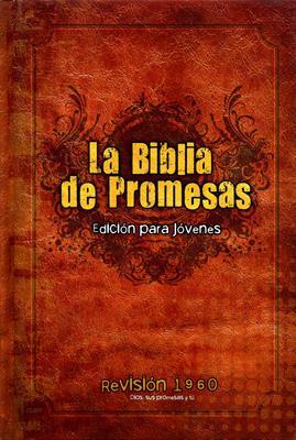 La biblia de promesas edición para jóvenes - Hombres