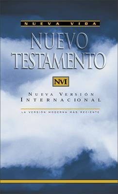 Nuevo testamento NVI (Rústica) [Biblia]