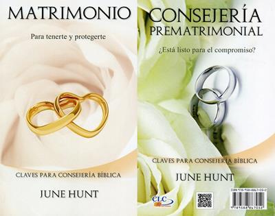 Consejería Prematriomonial / Matrimonio (Rústica) [Bolsilibro]