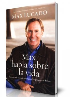 Max habla sobre la vida (Rústica)