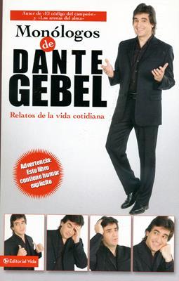 Monólogos de Dante Gebel (Rústica) [Bolsilibro]