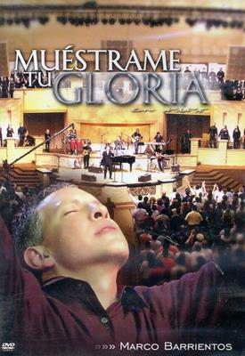 Muéstrame tú gloria (Plástico) [DVD - CONCIERTO]