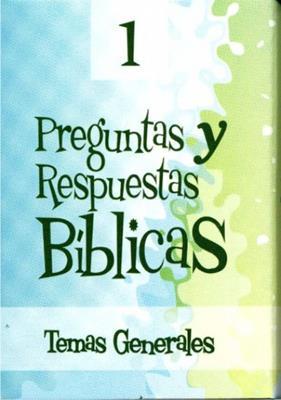 Preguntas Y Respuestas Biblicas N 1 Tema Temas Generales