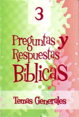 Preguntas y respuestas bíblicas -  N° 3