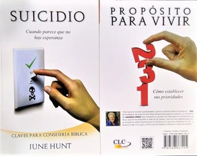 Bolsilibro Cara y Cruz/ Suicidio y Propósito para Vivir (Rústica) [Libro]