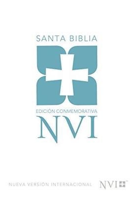 Santa Biblia edición conmemorativa (Tapa dura) [Biblia]