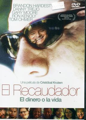 El recaudador (Plástico) [DVD - Película]