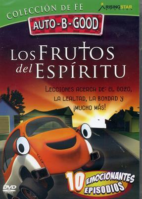 Los frutos del espíritu (Plástico) [DVD - Película]
