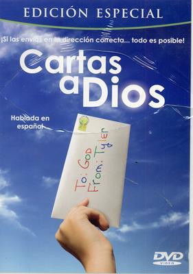 Cartas a Dios (Plástico) [DVD - Película]