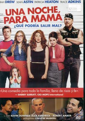 Una noche  para mamá (Plástico) [DVD - Película]
