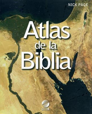 Atlas de la Biblia (Rústica) [Atlas]