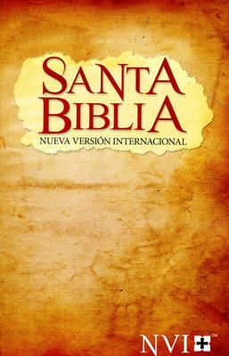 Biblia NVI misionera (Rústica) [Biblia]