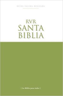 Santa Biblia misionera RV77 (Rústica) [Biblia]