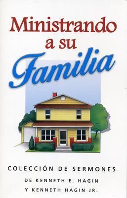 Ministrando a su familia