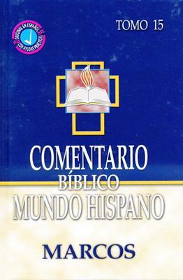 Comentario Bíblico mundo hispano - Marcos (Tapa dura) [Comentario]