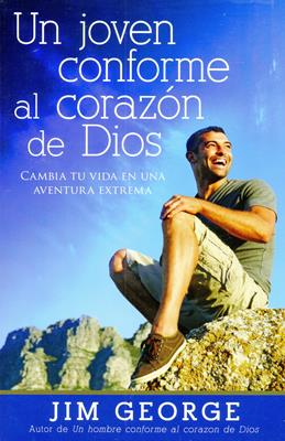 Un joven conforme al corazón de Dios (Rústica) [Libro]