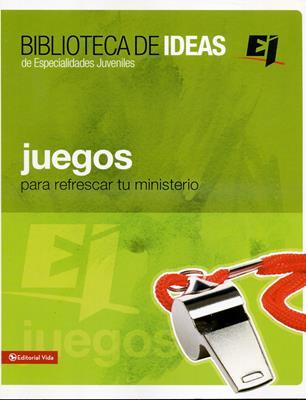 Biblioteca de ideas de especialidades juveniles - Juegos para refrescar tu ministerio