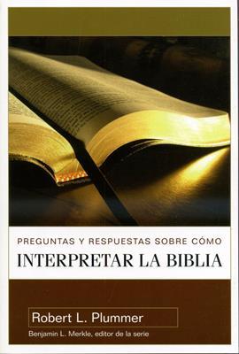 Interpretar la biblia