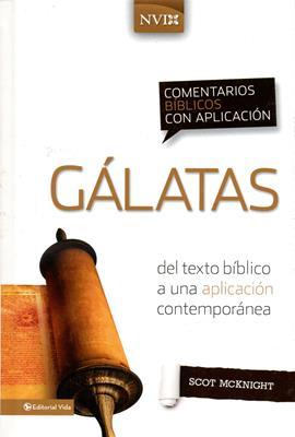 Gálatas (Tapa dura) [Comentario]