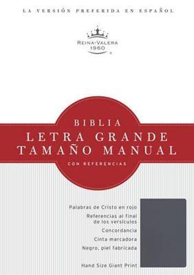 Biblia tamaño manual (Piel) [Biblia]