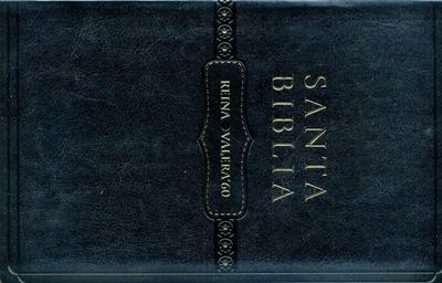 Santa Biblia (Cuero) [Biblia]
