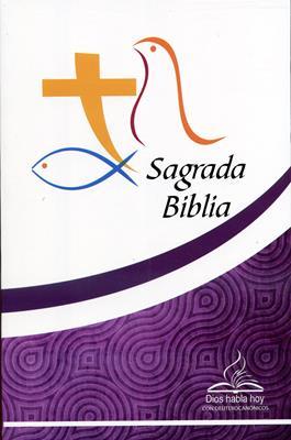 Sagrada biblia Dios habla hoy (Rústica) [Biblia]