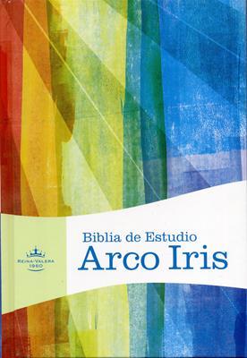 Biblia de estudio Arco Iris (Tapa dura) [Biblia]