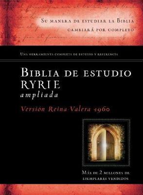 Biblia de estudio (Tapa dura) [Biblia]