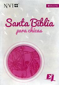 Santa Biblia para chicas